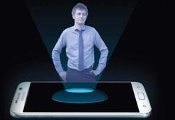 Saç telinden bin kat daha ince nano-hologram üretildi