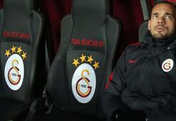 Sneijder ve Hakan Balta Ankarada yok