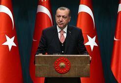Cumhurbaşkanı Erdoğan Külliyede gençleri kabul etti