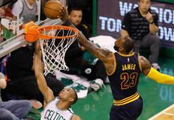 Cavaliers, Celticsi 44 sayı farkla yenerek seride 2-0 öne geçti
