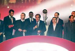 TFF 1 Ligde şampiyon Sivasspor