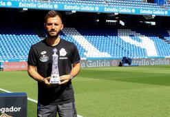 Emre Çolak, Deportivoda sezonu en iyi kapattı