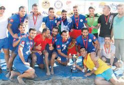 Sakinşehir devler ligi'nde