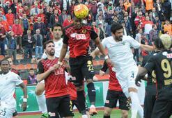 Eskişehirspor-Akhisar Belediyespor: 3-3