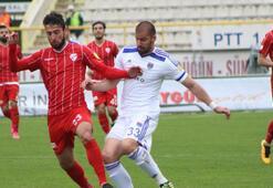 Boluspor: 1 - Gaziantep Büyükşehir  Belediyespor: 1