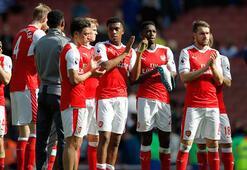 Arsenal, Şampiyonlar Ligine gidemedi
