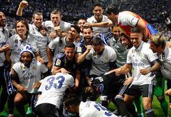 La Ligada şampiyon Real Madrid