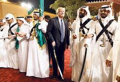 Başkan Trump'ın  Ortadoğu dansı