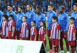 Trabzonsporda düşüş sürüyor
