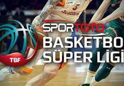 Basketbolda play-off heyecanı başlıyor