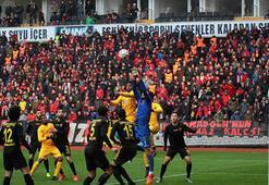 Eskişehirspor: 1 - İstanbulspor: 2