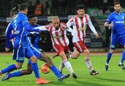Medicana Sivasspor - Kasımpaşa: 1-0