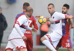 Kardemir Karabükspor-Gençlerbirliği: 0-2