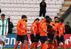Başakşehir-Konyaspor finali kapalı gişe