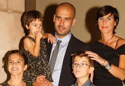 Guardiola ailesi faciadan döndü