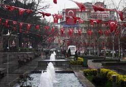 Trabzon sanki yıkıldı...