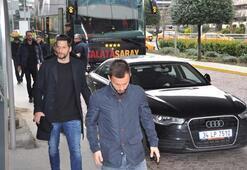Galatasaray cenaze için Kayseriye gitti