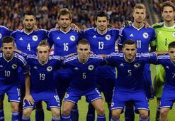 Bosna Hersekin aday kadrosu açıklandı