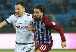 Trabzonspor, ikinci yarıya 3 puanla başlamak istiyor