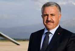 Bakan Arslan: Gebze-Halkalı Banliyö Hattı 2018de tamamlanacak