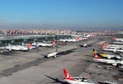 Atatürk Havalimanında köpek alarmı