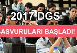 DGS başvurusu nasıl yapılır (2017 DGS başvuru işlemleri)