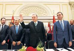 Ak Parti grubunda  Erdoğan konuşacak