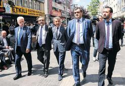 CHP'lilerden temsili cezaevi voltası
