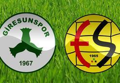 Giresunspor Eskişehirspor play-off ilk maçı ne zaman saat kaçta hangi kanalda