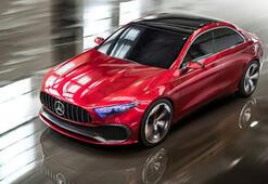 Mercedesten 1,2 ltlik motor sürprizi