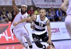 Gaziantep Basket-Beşiktaş SJ: 70-77