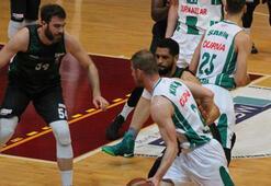 Bursaspor Durmazlar-Astra Group Sakarya Büyükşehir Belediyespor: 80-76