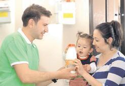 'Alo Süt' hattı İzmirliler'in hizmetinde