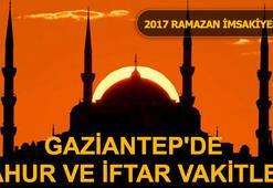 Gaziantepte sahur ve iftar vakti saat kaçta (Gaziantep Ramazan İmsakiyesi)
