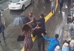 Diyarbakırda iki kişiye saldıran sahte kabadayı tutuklandı