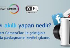 Samsung Smart Camera'lar ile tatilde çektiğiniz her fotoğrafı anında paylaşın