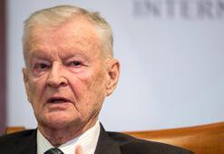 Ünlü siyasi düşünür ve Carterın danışmanı Brzezinski öldü