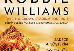 Robbie Williams sinemalarda