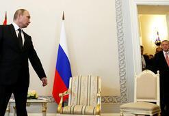 Cumhurbaşkanı Erdoğan ve Putinden telefon diplomasisi