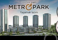 Teknik Yapı Metropark'ta EV'lenme zamanı