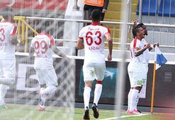 Kasımpaşa-Antalyaspor: 0-3