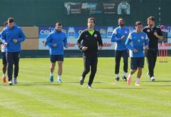Antalyasporda Beşiktaş mesaisi başladı