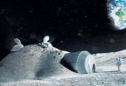 Bekle bizi Ay, yerleşmeye geliyoruz