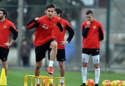 Eskişehirsporda Kayserispor maçı hazırlıkları devam ediyor