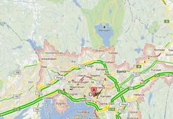 Google Mapsin canlı trafik kapsamı genişledi