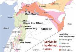 Suriyede 700 farklı muhalif grup savaşıyor