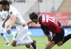 Bursaspor-Gençlerbirliği: 1-2