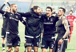 Beşiktaş köşeyi döndü