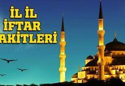 İstanbul iftar ve sahur saatleri - 2017 İstanbul Ramazan imsakiyesi