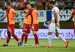 Alanyaspor - Galatasaray: 2-3 (İşte maçın özeti)